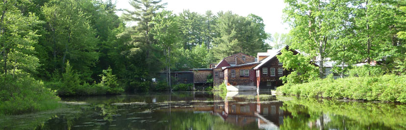 Fryes Measure Mill,  Wilton,  NH