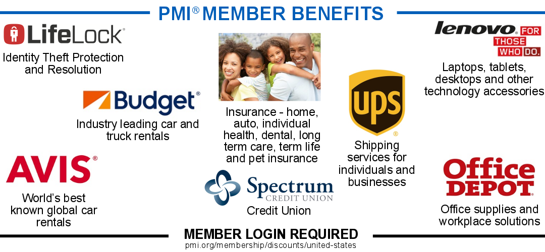 PMI MEMBER BENEFITS 2018